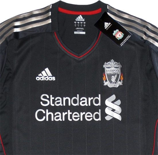 new arrival c26ce 27218 ADIDAS V13864 Liverpool PLAYER ISSUE TECHFIT Football Away ...